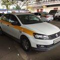 Автомобиль под такси: Volkswagen Polo