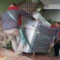 Такелажные работы при перевозке