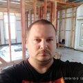 Артем Момот, Устройство цементной стяжки в Сакском районе