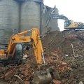 Дмитрий Ярцев, Демонтаж бетона в Кореновском районе