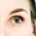 Наращивание ресниц в уголках глаз