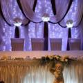 Украшение зала на свадьбу ( оформление )