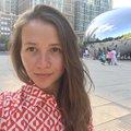 Анастасия Бутвина, Занятие с репетитором по разговорному английскому языку в Санкт-Петербурге