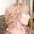 Укладка волос после окрашивания