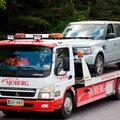 служба эвакуации Трек Регион, Отогрев легковых автомобилей в Усково