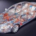 Диагностика ходовой части автомобиля