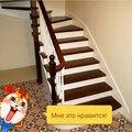 Покраска лестниц