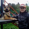 Анна Трояновская, Дрессировка собак в Ясенево