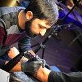 Noro Nalbandyan, Обновление старых татуировок в Центральном административном округе
