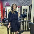 Алёна Полякова, Женская стрижка в Лосиноостровском районе
