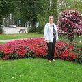 Анжела Садовничая, Посадка дерева в Центральном административном округе