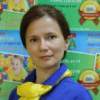 Елена Юрьевна Окорокова