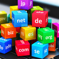 Регистрация доменов