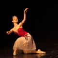Занятие по постановке классического танца