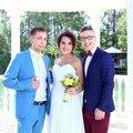 Ведущий на свадьбу