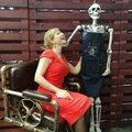 Мария Туроватова, Услуги мастеров по макияжу в Ульянке