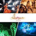 Аурум Шоу, Огненное шоу в Даниловском районе