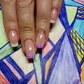 Наращивание ногтей гель