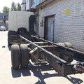 Удлинение рамы грузовых автомобилей