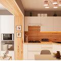 Дизайн проект интерьера жилых помещений