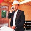 Кирпич от СВИТХОМ, Строительство дома из кирпича в Тольятти