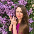 Alyona March, Рекламное фото в Тропарёво-Никулино