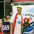 Никита Кислов, Занятие по плаванию в Восточном административном округе