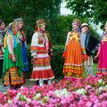 Фольклорный ансамбль на праздник, свадьбу, юбилей, встреча гостей.