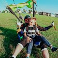 Занятия с тренерами по парашютному спорту