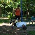 Тренер по функциональному тренингу (Кроссфит, ОФП и TRX)