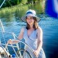 Экскурсия по Волге около Саратова на парусной яхте
