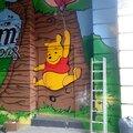 Роспись стен,граффити