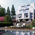 Архитектурная 3D визуализация экстерьера