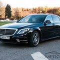 Автомобили: Mercedes-Benz S 222