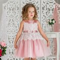 Прокат нарядных детских  платьев