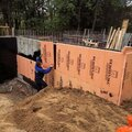 Устройство бетонных стен
