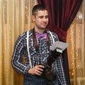 Никита Александрович Ф., Выездная фотосессия в Кирове