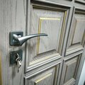 Монтаж дверной фурнитуры