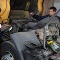 Выездная диагностика грузовика  перед покупкой
