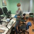 Василиса Сивирина, Укрепление ногтей системой IBX в Северо-западном административном округе