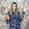 Анна Беляева, Услуги мастеров по макияжу в Южно-Приморском округе