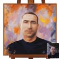 Портреты по фотографии маслом