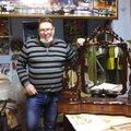 Сергей Васильевич Чуфарин, Изготовление мебели в Соцгороде-1