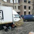 Отогрев грузовых автомобилей