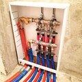 Установка коллектора отопления в квартире