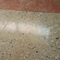 Шлифовка стяжки
