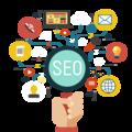 SEO-продвижение аккаунтов и сайтов.