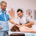 Санкт-Петербургская школа массажа, Курсы и мастер-классы в Приморском районе