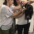 Обучение женским стрижкам