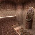 Строительство турецкой бани (хаммама)